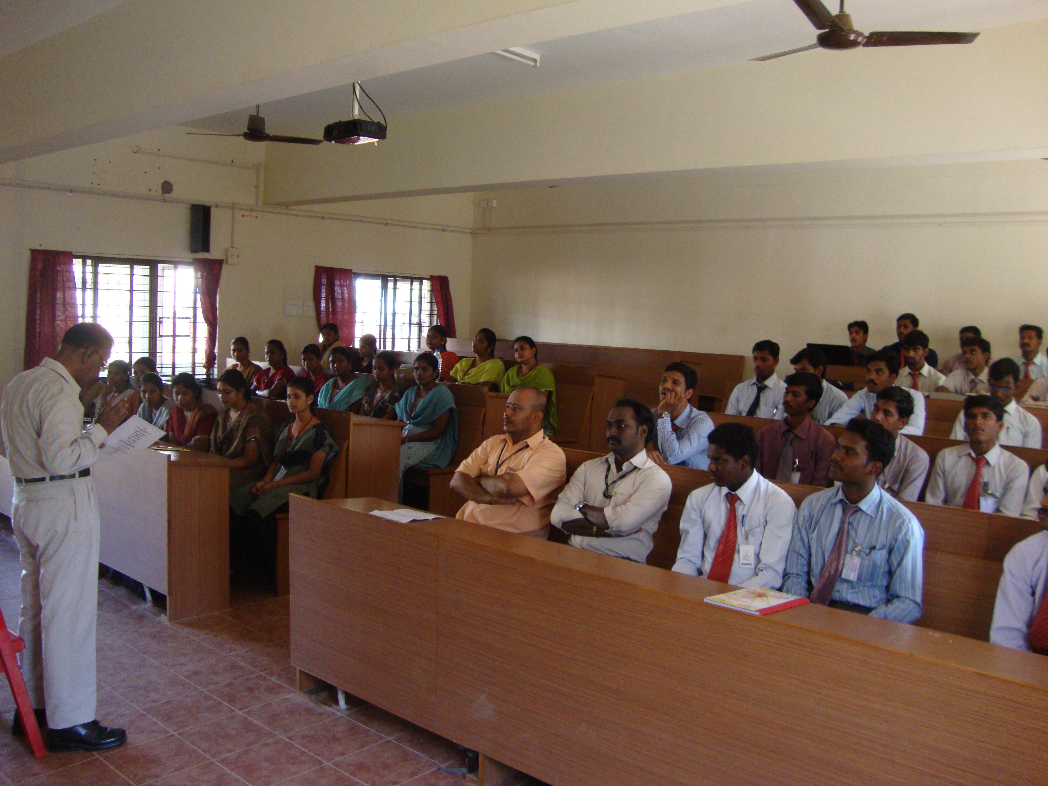 "Seminar on ""Strategic management and industrial relations in PSUs in"