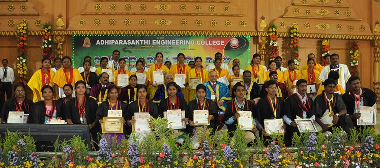 25th Graduation Rank Holders Photo