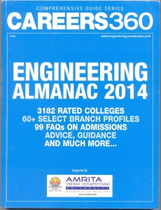 Careers 360 - Engineering Almanac 14